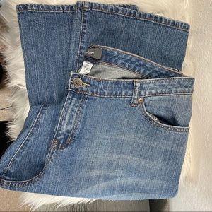 Venezia Red Curvy Jeans Size 4=20